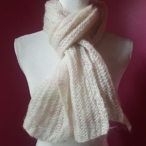 Mohair Mix Scarf